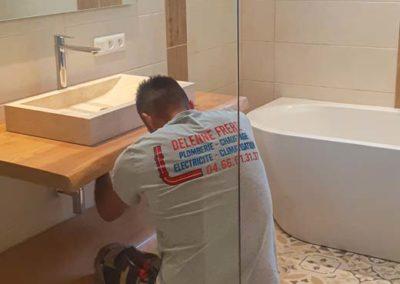 Plomberie sanitaire en rénovation ou en neuf