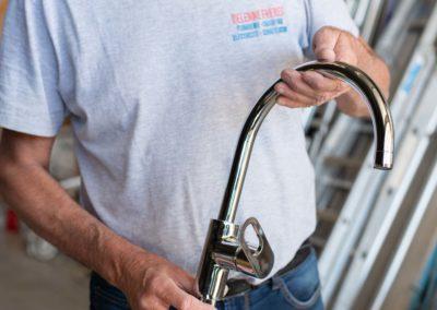 Entreprise spécialisée en plomberie sanitaire sur les Cévennes