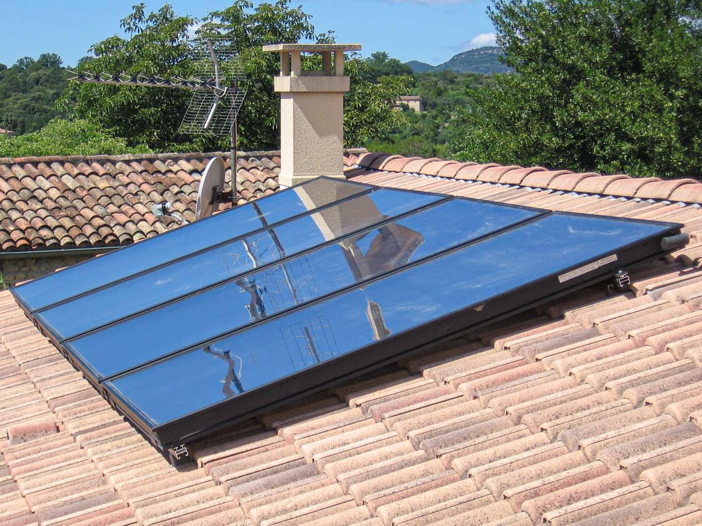 Photovoltaïque en Cévennes