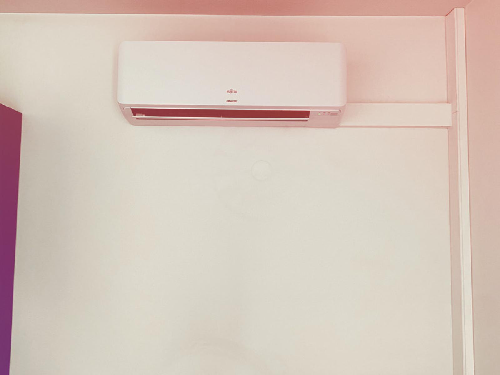 installation de climatisation sur les Cévennes