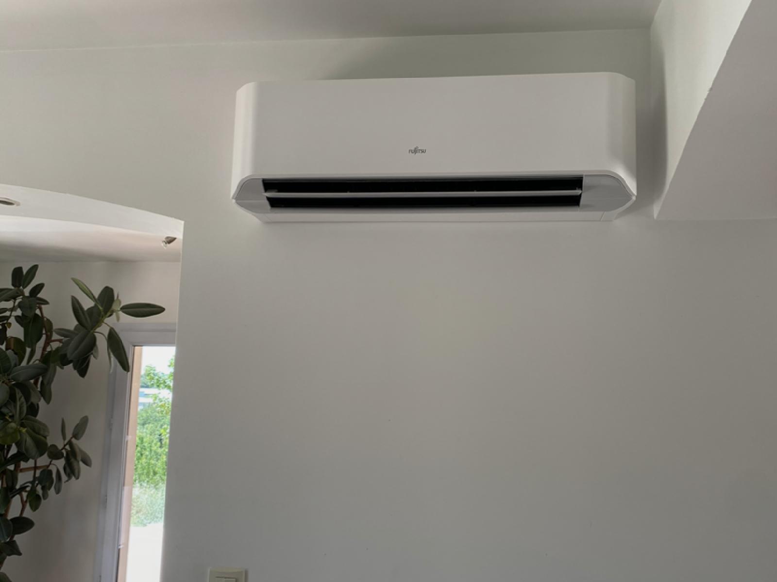 Installation système de climatisation sur le Gard