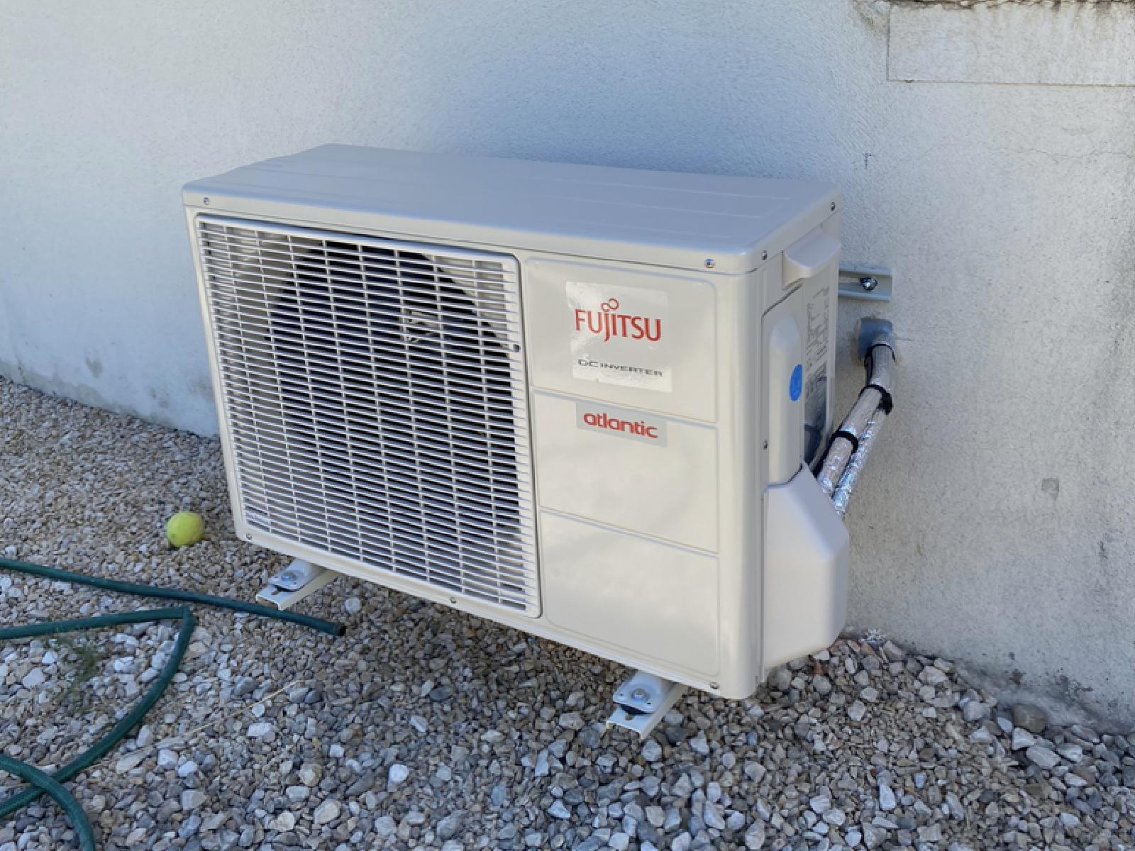 fourniture installation et maintenance système de climatisation